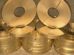 Дюралевая лента 10.5 мм ВД1АН2 ГОСТ 13726-97