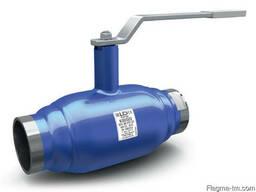 Кран шаровой для жидкости приварного присоединения