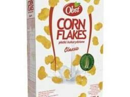 Кукурузные хлопья, Готовые завтраки