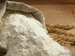 Мука пшеничная Казахстан