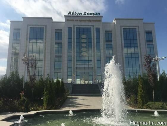 Property, rent office Ashgabat