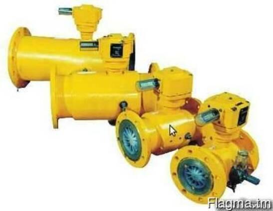 Счетчики газа, корректоры газа, фильтры газа.