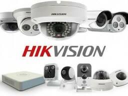 """Видеонаблюдение """"Hikvision"""" - фото 1"""