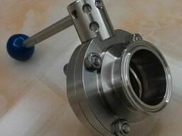 Затворный клапан Butterfly 40 мм AISI 304 ТУ