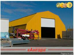 Завод строительных конструкций «Ангар» предлагает изготовлен - фото 3