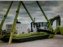 Земснаряды из Канады, Amphibex AE650E. - фото 7