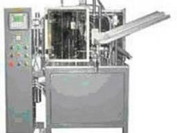 Автомат для фасовки в алюминиевые тубы 074. 32. 02