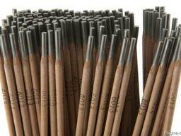 Электроды для сварки чугуна 4 мм МНЧ-2 ГОСТ 9466-75