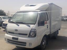 Грузовые автомобили с морозильной камерой KIA K4000