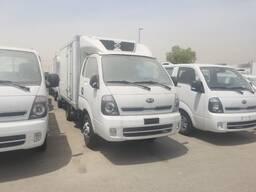 Грузовые автомобили с морозильной камерой KIA K4000 - фото 5