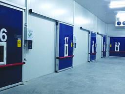 Холодильные склады и система вентиляции
