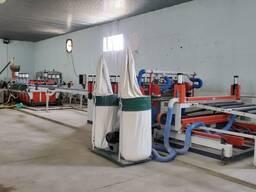 Линия оборудования для производство МДФ
