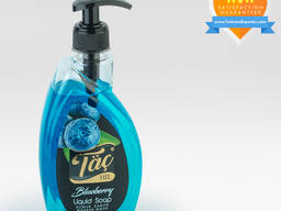 Liquid soap Blueberry flavored 400ml Täç Hil