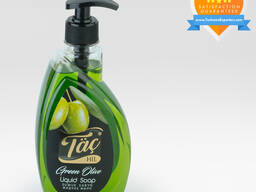 Liquid soap Green olive 400ml Täç Hil