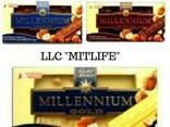 Молочный Шоколад оптом Millennium с орехом Nut LLC Mitlife - фото 1