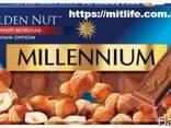 Молочный Шоколад оптом Millennium с орехом Nut LLC Mitlife - фото 3