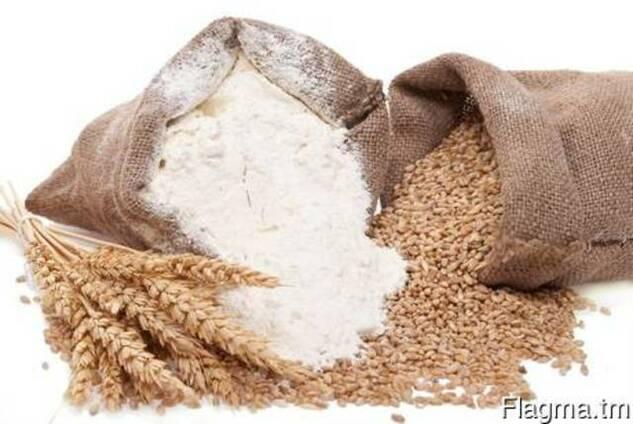 Мука пшеничная в/с (высший сорт) по Украине и на экспорт