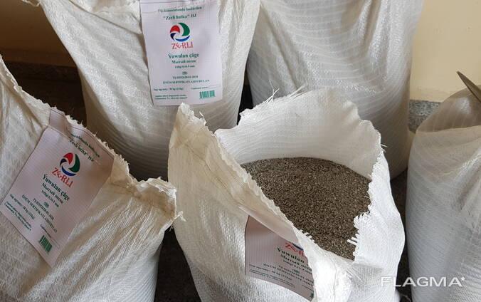 Мытый песок нулевой авторский (30 кг) Туркменистан