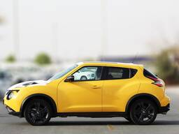 Nissan Juke 1, 6L Turbo, Full option, Automatic, Sunroof 2019
