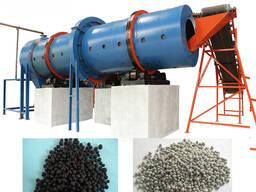 Оборудование для переработки навоза, помета, сапропеля и пищевых отходов с гранулированием
