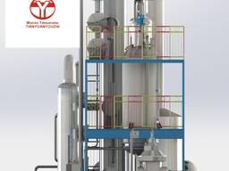 Оборудование для рафинации растительного масла и подсолнечного масла, животного жира