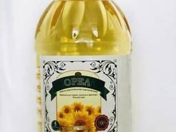 Подсолнечное масло / Sunflower oil