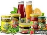 Полуфабрикаты, соки и нектары, овощная консервация - фото 1