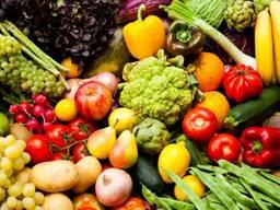 Помидоры и огурцы, овощи