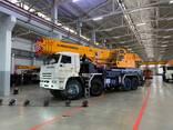 Поставка и продажа новых автокранов моделей Ивановец в Туркменистане - photo 1