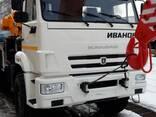 Поставка и продажа новых автокранов моделей Ивановец в Туркменистане - photo 4