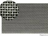 Рифленая нержавеющая сетка 8x8x1.6 мм 12Х18Н10Т ГОСТ 3826-82 - фото 1