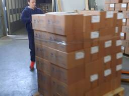 Сборка грузов по РФ и складирование с дальнейшей отправкой в страны СНГ