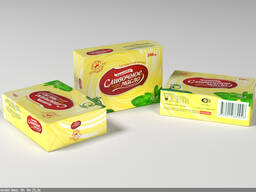 Сливочное Масло 82, 5%, 200 г