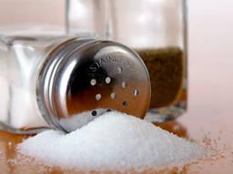 Соль поваренная пищевая высший сорт помол №1 йодированная