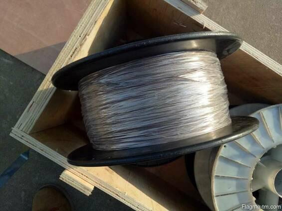 Титановая сварочная проволока 3.5 мм ВТ1-00св ГОСТ 27265-87