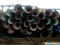 Трубы чугунные (С ЦПП, Без ЦПП) 450 мм ТЧК ГОСТ 9583-75