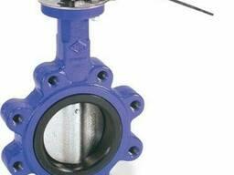Затворный клапан Butterfly 65 мм AISI 304 ТУ