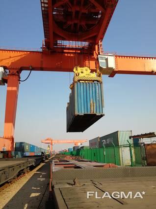 Железнодорожные контейнерные перевозки с Китая!